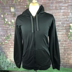 Champion Men's Black Jacket Full Zip Size XL